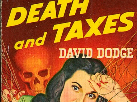 death and taxes book cover crop